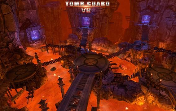 国产塔防游戏《守墓笔记VR》 登陆绿光
