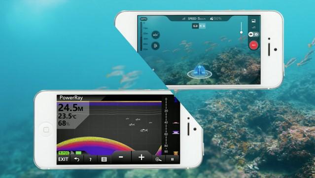 换个姿势钓鱼 PowerRay让钓鱼可视化