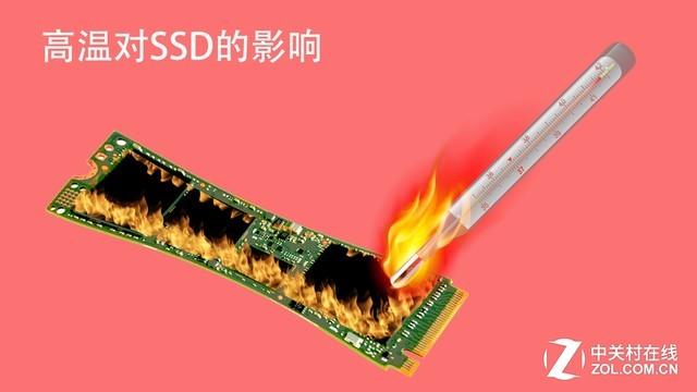 SSD发热到底有多严重?幸好有了它!