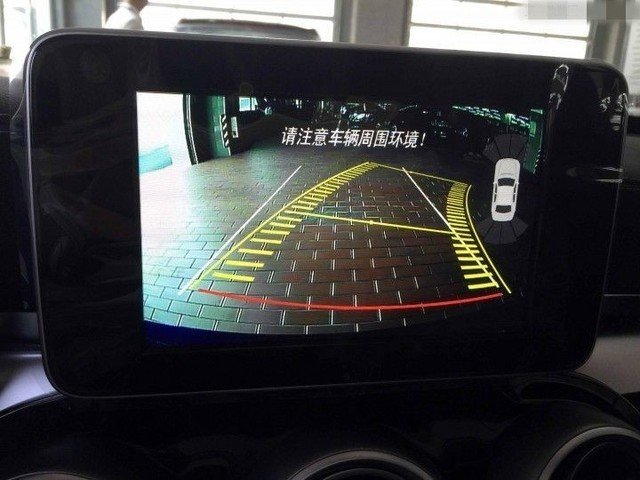 倒车影像更符合当下驾驶习惯_行车电脑_汽车电子汽车