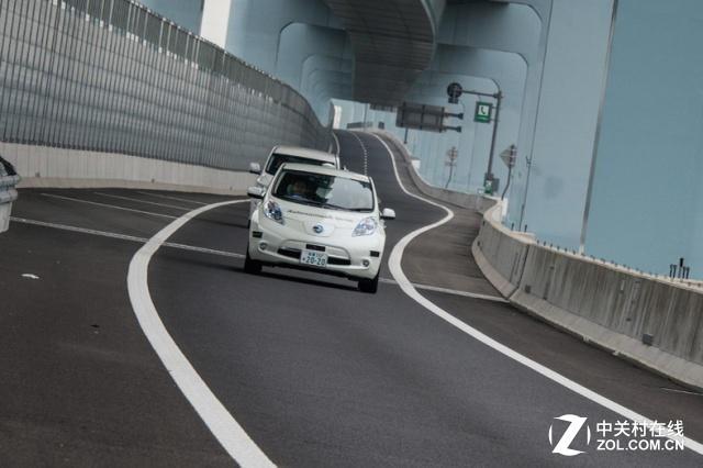 日产发布自动驾驶电动汽车 2020年量产