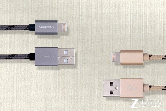 经久耐用速充:摩米士MFi苹果6s数据线