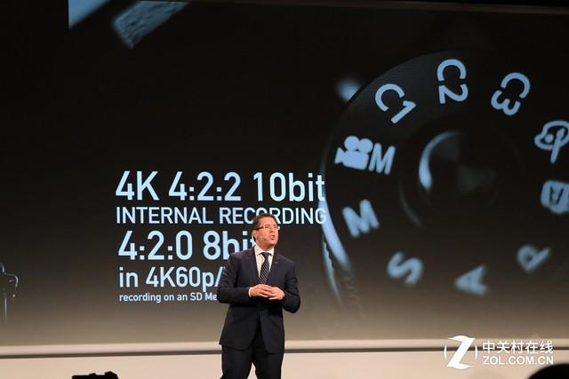 4K旗舰GH5领衔 CES2017首日影像新品纵览