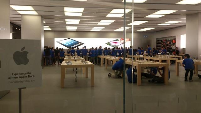 买苹果送耳机福利将至 官方透露货量充足