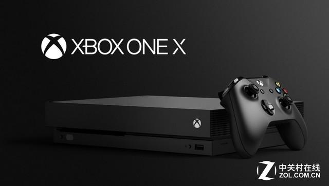 性能最强游戏机!微软XBOX ONE X中国亮相