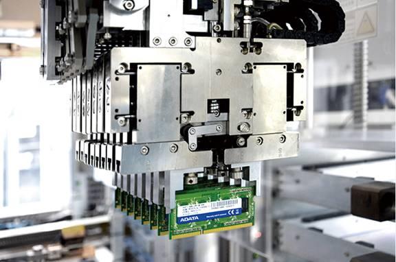威刚IAS 2015展出全系列工控存储解决方案