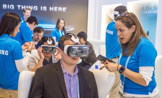 CES 2016:AR/VR虚拟现实将是重头戏?
