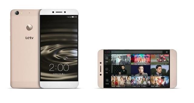 乐视正式发布乐1s手机:运行EUI 5.5系统