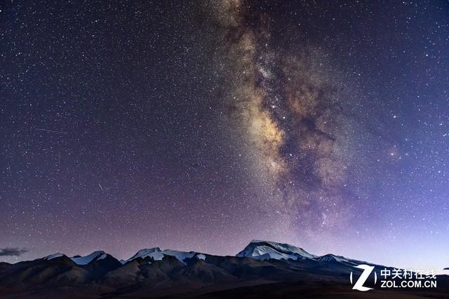 西藏追星一万里 星空银河实战全解析