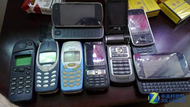 """手机""""大脸""""比拼  细数手机屏占比发展史"""
