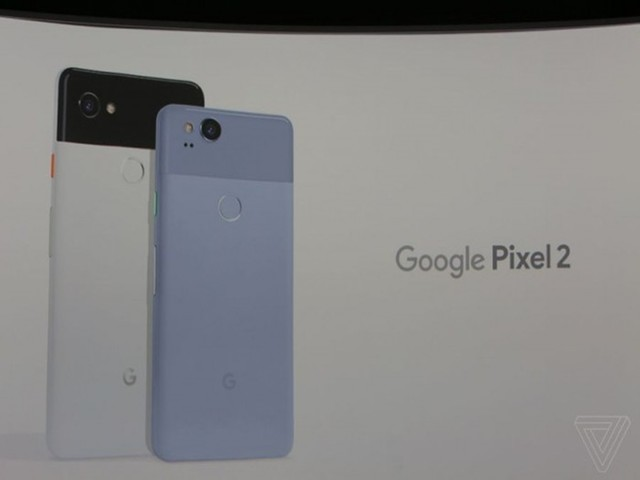 碾压iPhoneX?首批谷歌Pixel 2已被预购一空