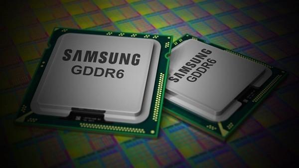 三星首曝GDDR6显存:NV下代显卡就用它