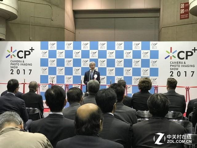 影像界的狂欢! 日本CP+2017正式开幕