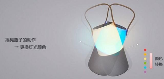 光影流线 来自设计的诱惑之美