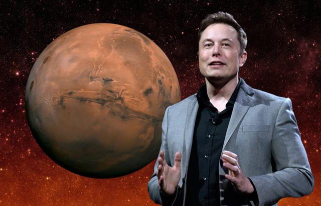 马斯克的野心:未来去火星要比上学便宜