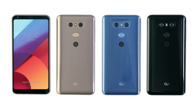 LG G6+和G6 32GB正式发布