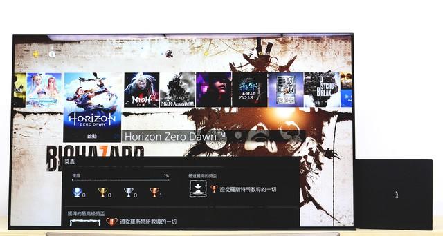 索尼OLED电视+索尼PS4 Pro游戏机完全评测