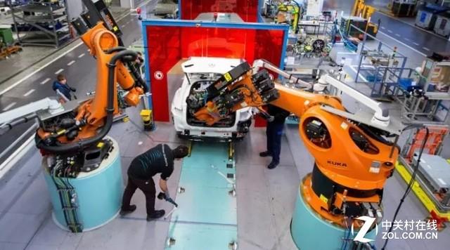 库卡CEO:将与美的联手开发个人助理机器人