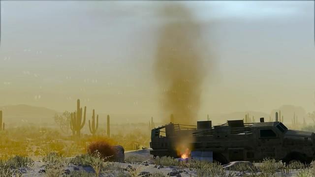 战争前线将加入大逃杀模式 沙漠16人对战
