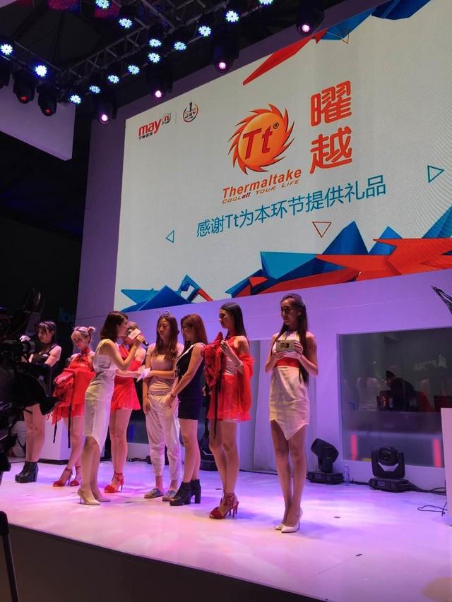 暴露胜ShowGirl  2016CJ展会Tt展品回顾