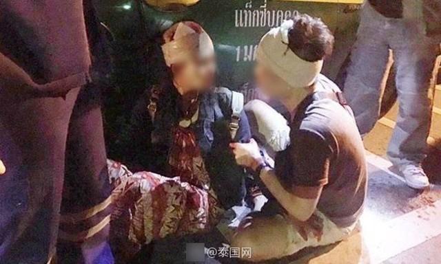 中国游客泰国遭砍 去泰国旅游千万记住这一点!