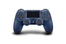 """索尼推出""""钢铁黑、午夜蓝""""PS4手柄"""