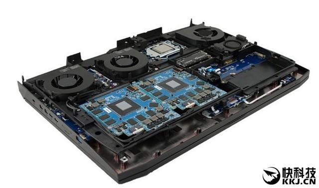 蓝天/Eurocom发布桌面级i7-8700K游戏本