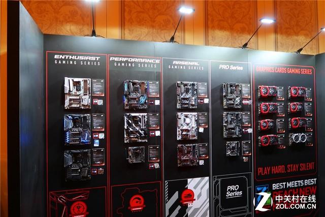 涉猎广泛 CES微星展台诸多新品首度亮相