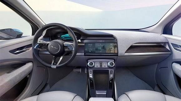 比特斯拉还快 捷豹首款纯电动车明年入华