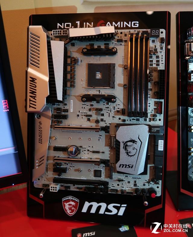 全面升级 微星带来旗下多款新品主板