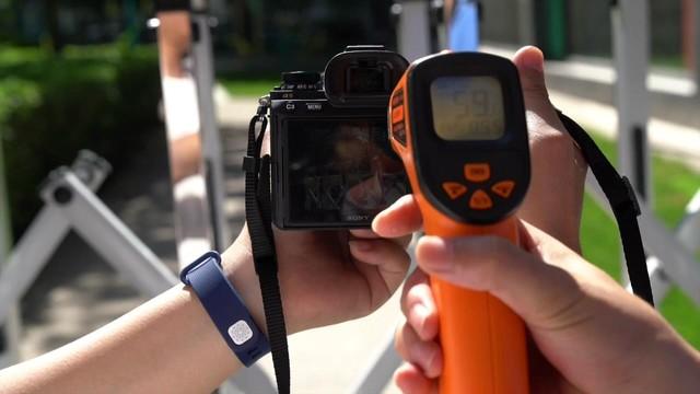 暴晒1小时连拍5000张 索尼A9会不会过热?