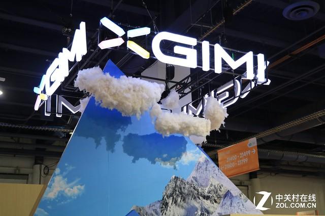双色激光TV 极米CES 2017亮相重磅产品