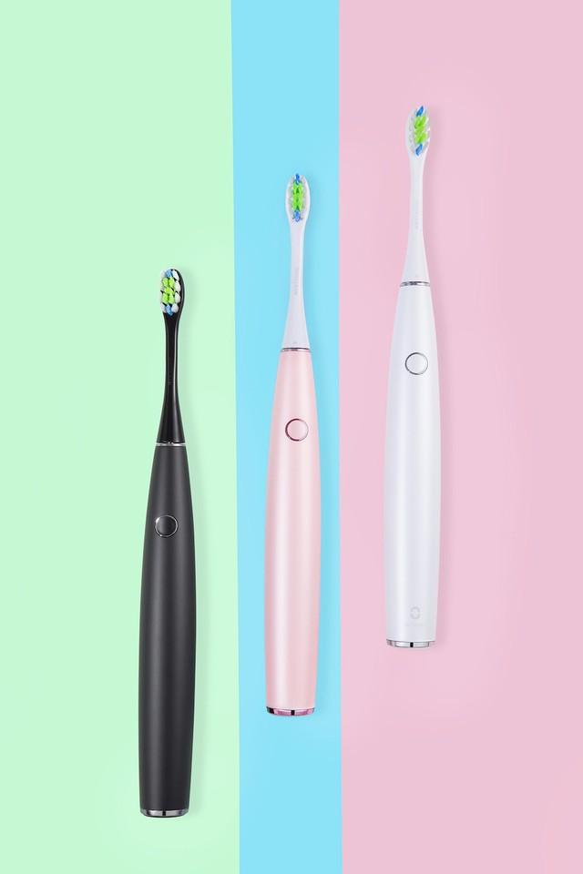 苹果要做一支智能电动牙刷 应该就是这个样子