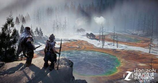 《地平线:黎明时分》计划推出多部续作