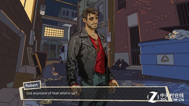 一款角色扮演游戏 单身父亲的各种约会
