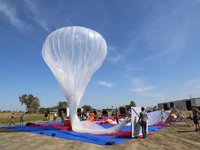 谷歌计划借助气球为波多黎各提供网络通讯