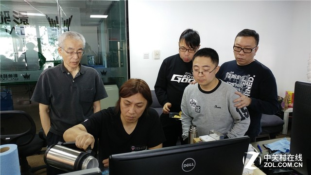 捷报频传 影驰超频实验室破世界纪录