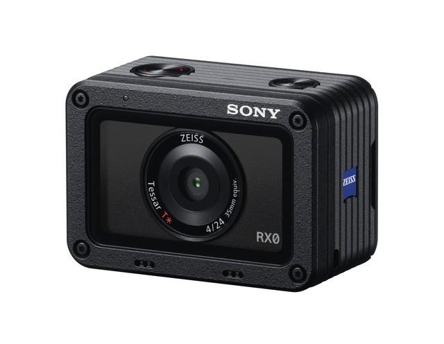索尼推出新款防水VR相机RX0 支持4K视频