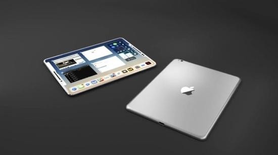 iPhone X带动OLED全面屏热潮 新iPad紧随