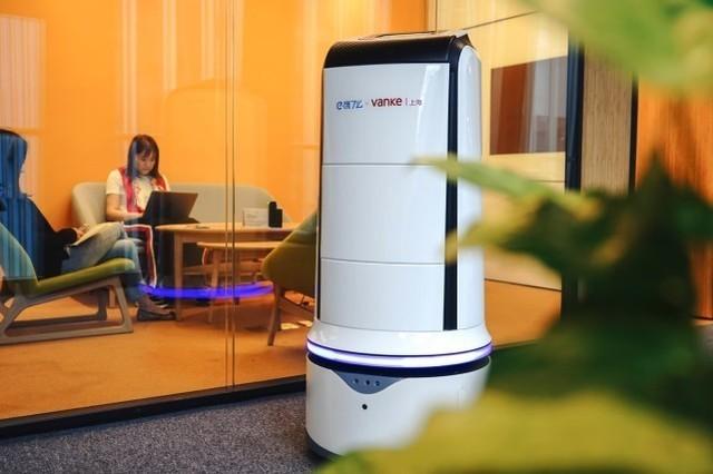 外卖机器人上线 我们真的需要它吗?
