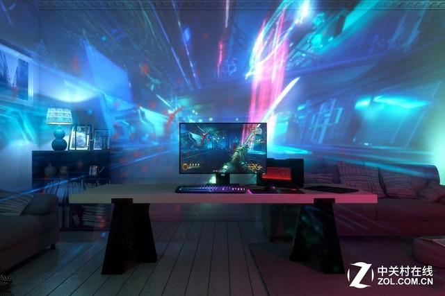 雷蛇发布首款RGB VR投影机:全沉浸体验