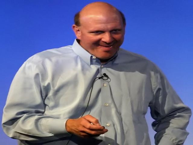 鲍尔默回忆在微软最后时光:让人大跌眼镜