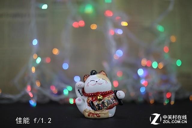人像镜皇对决 2019av最新网站光学85mm f/1.2战佳能