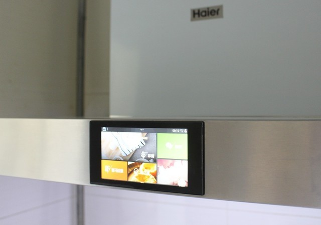 智能互联如何走进厨房?海尔云厨油烟机揭秘