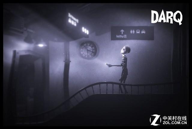 空间翻转 诡异噩梦 一款神奇的恐怖游戏