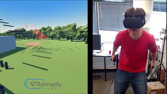 运动病是难题 这公司试图颠覆VR移动方式