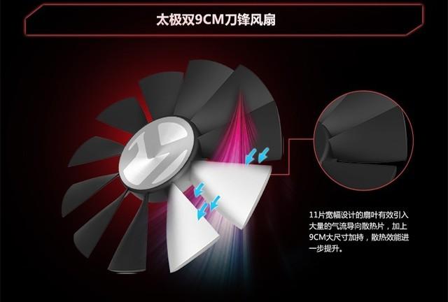 网游大杀器 铭瑄RX560D终结者4G仅879元