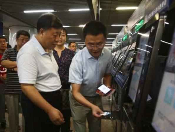 网上提前买票  畅行北京地铁不再排队