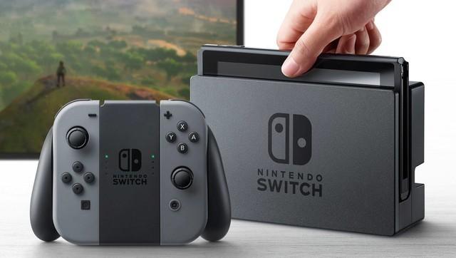 Switch明年进军大陆市场!腾讯拿下代理权