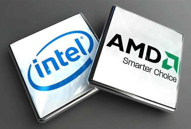传英特尔将与AMD合作图形技术方案